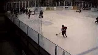 Hockey Drill 001 - Video
