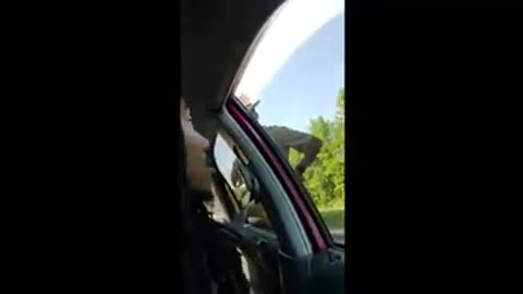 MD State Trooper Under Investigation After RIPPING Out Car Window During Traffic Stop!