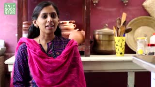 Indian Mom Breaks Tradition With Award Winning Cookbook - Video