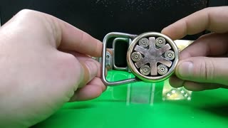 9mm ParaMEDIC belt buckle! limited edition.