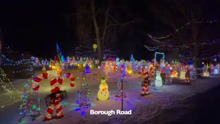 Christmas Light Displays In Concord NH 2020