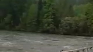 What a Beautiful Scene of Neelam Valey Azad Kashmir  - Video