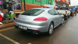 Diesel Porche in South Africa  - Video