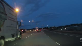 Meteor Sighting in Everett Washington - Video