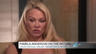 Pamela Anderson Has Quite the Take on Harvey Weinstein - Video