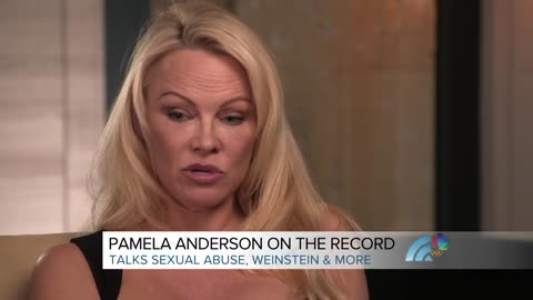 Pamela Anderson Has Quite the Take on Harvey Weinstein