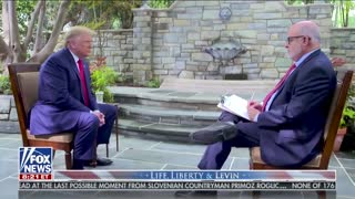 Mark Levin Interviews President Trump 9-20-2020 on Live, Liberty and Levin - Fox News