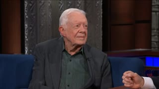 Jimmy Carter Might Not Like Trump — But He Prays for Him - Video