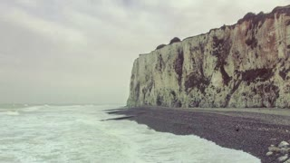 Breathtaking hyperlapse of the Alabaster Coast  - Video