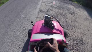 World's Fastest Barbie Car - Video