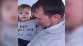 Big Brother Baby Announcement - Video