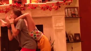 Teen Girls Fall Hard After Dance Routine Turns Into A Disaster