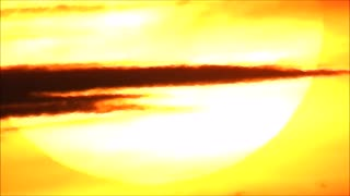 A Sunset In 2 Animations