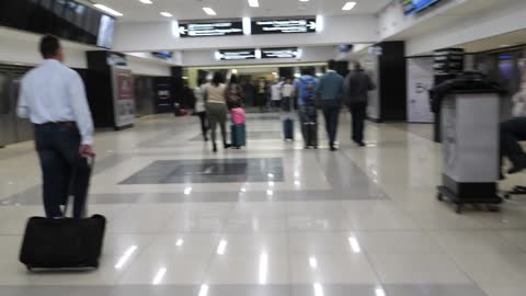 Power Outage at Hartsfield Jackson International Airport