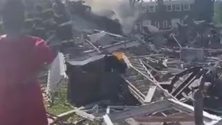 One woman dead, 2 in critical condition, 2 still trapped in rubble after explosion in Baltimore