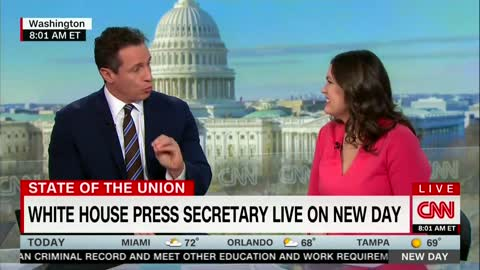 Sarah Sanders Has Piece Of Advice for Pelosi After Watching Her Facial Reactions During SOTU