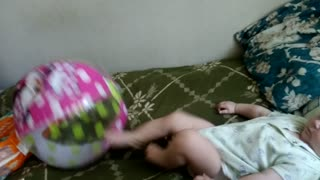 Little soccer player - Video