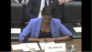 Candace Owens opening statement at white supremacy hearing