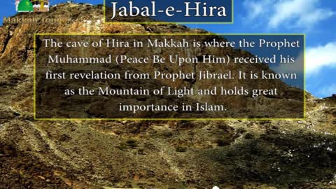 Places To Visit On Hajj In Saudia Arabia