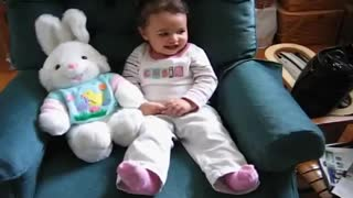 Laughing like Grandpa - Video