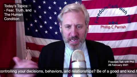 Freedom Talk with Phil - 28 February 2021
