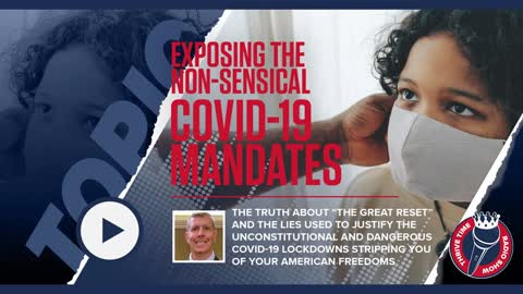 Attorney Thomas Renz   Non-Sensical COVID-19 Mandates   Lies to Justify Unconstitutional Lockdowns