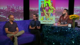 G.B.F's Paul Iacono And Darren Stein  on Hey Qween! With Jonny McGovern - Video