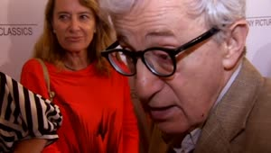 Woody Allen finds romance in magic - Video