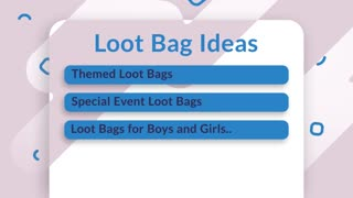 Loot Bags Canada - Magen Toys - Video