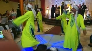 Special Paissant Act Show In Wedding