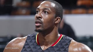 """Dwight Howard Makes Inappropriate Post-Game Interview Joke: """"Our D Was Good Tonight,"""" ft #BazeGaze - Video"""