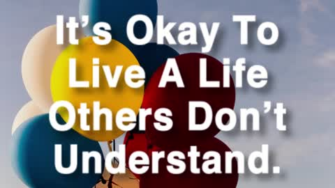 Others Don't Understand