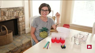 How to make bath paints with Elissa the Mom | Rare Life