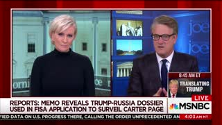Scarborough: Nunes Memo Part of Trump's 'Daily Efforts to Obstruct Justice' - Video