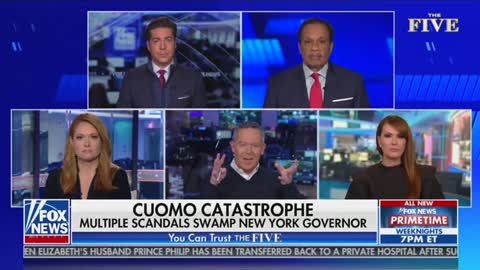 """The Five"" panel on Cuomo"