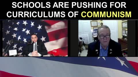 Schools are PUSHING Curriculums of Communism!