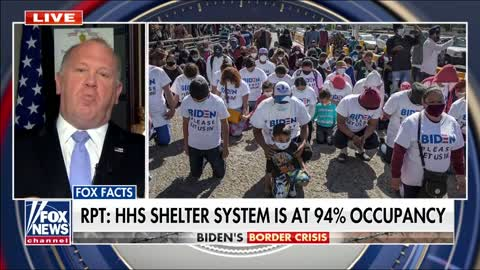 Homan: Biden Admin Offering More and More Enticement To Undocumented