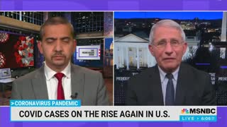 Fauci Says Vaccinated People Still Shouldn't Eat Indoors