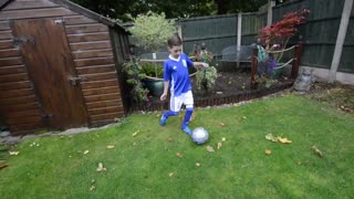 Young Birmingham City fan applies for managers position - Video