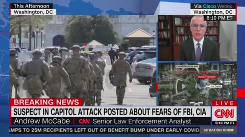 Former FBI Deputy Director Says Attack On Capitol Is 'One Of The Results' Of January 6th