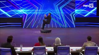 Magician Wins Israel's Got Talent - Video