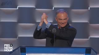 Tim Kaine - America's #1 Dad - Video