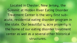 therapy treatment for eating disorders - Video