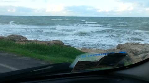 drive with sea