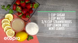 Strawberry Lemonade - Video
