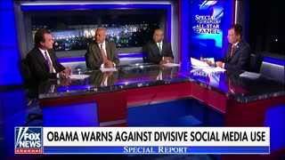 'Obnoxious' Obama Comments About Trump Twitter 'Akin to Attacking FDR for Using Radio' - Video
