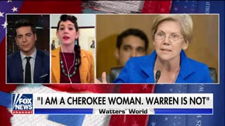 One Cherokee Woman Has Had Enough: We've Asked Sen. Warren to Stop Claiming Our Ancestry - Video