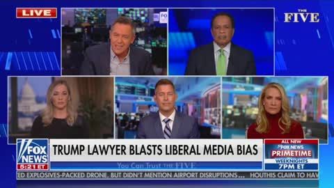 Greg Gutfeld flames media