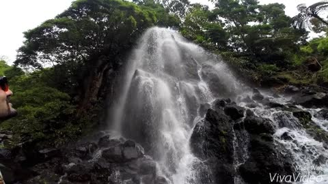 Amazing Waterfalls - Azores The Portuguese Paradise destination!