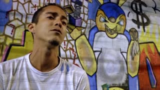 Brazil's graffiti artists protest World Cup - Video